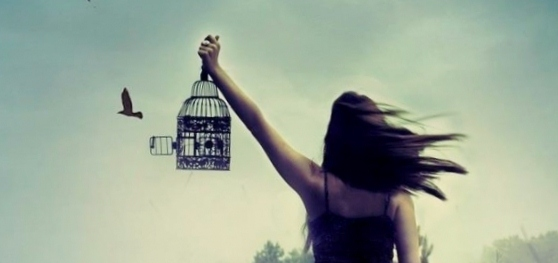 birds-fly-to-freedom-girl-opening-cage-cool-facebook-timeline-covers