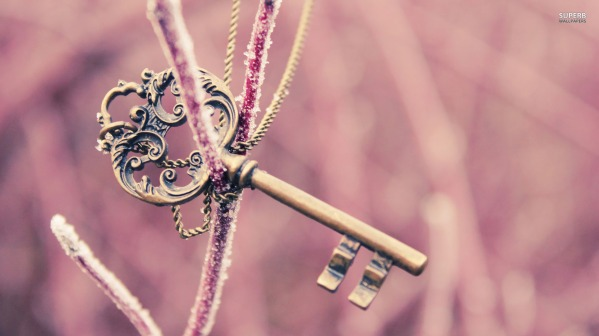 Pink-Vintage-Key-Photography-Wallpapers